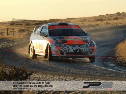 Rally Punta Arenas (junio 2014)
